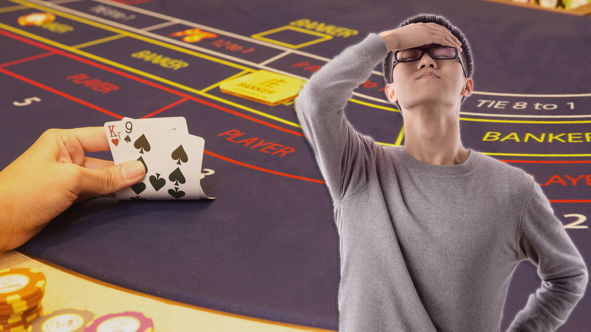 Banker Options with Baccarat
