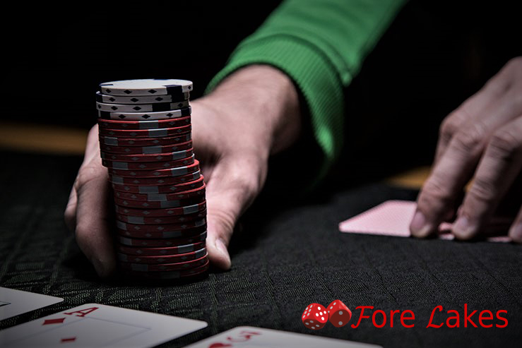 techniques for playing poker online gambling